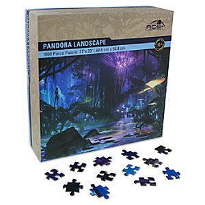 Disney Store Pandora Landscape Puzzle