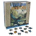 Pandora Travel Poster Puzzle