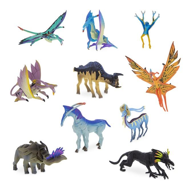 Pandora – The World of Avatar Creatures of Pandora Figurine Set