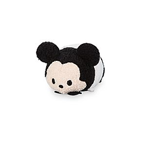 "Mickey Mouse ""Tsum Tsum"" Plush – Tower of Terror – Mini – 3 1/2"""