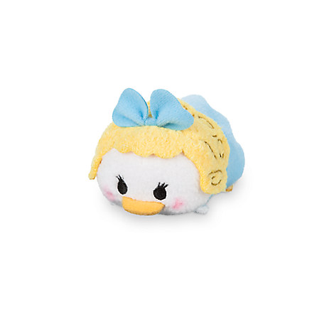 Daisy Duck ''Tsum Tsum'' Plush - Tower of Terror - Mini - 3 1/2''