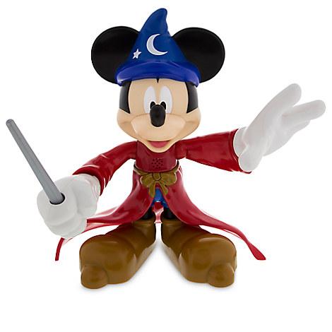 Sorcerer Mickey Mouse Jumbo Talking Figure