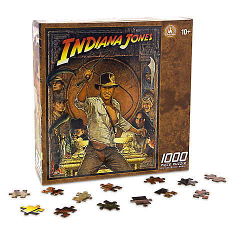 Indiana Jones Puzzle
