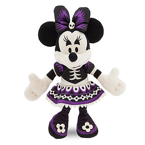 Minnie Mouse Halloween Plush - 9''
