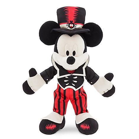 Mickey Mouse Halloween Plush - 9''