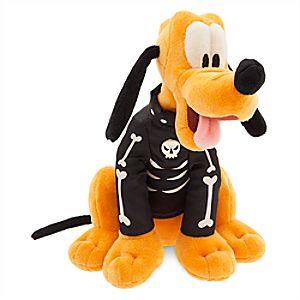 Pluto Halloween Plush - 9''
