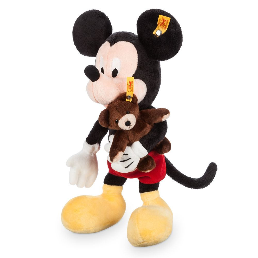Mickey Mouse Plush by Steiff – 12''