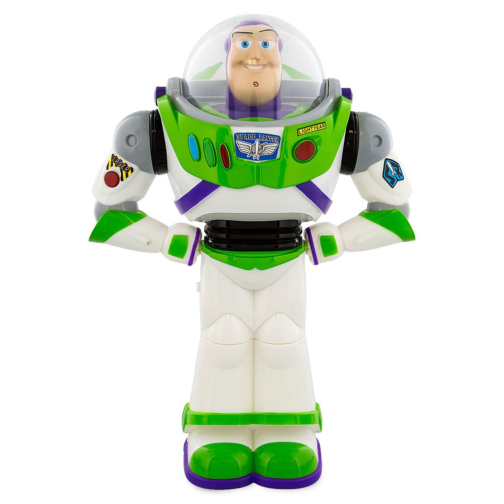 Buzz Lightyear Bubble Blower Toy
