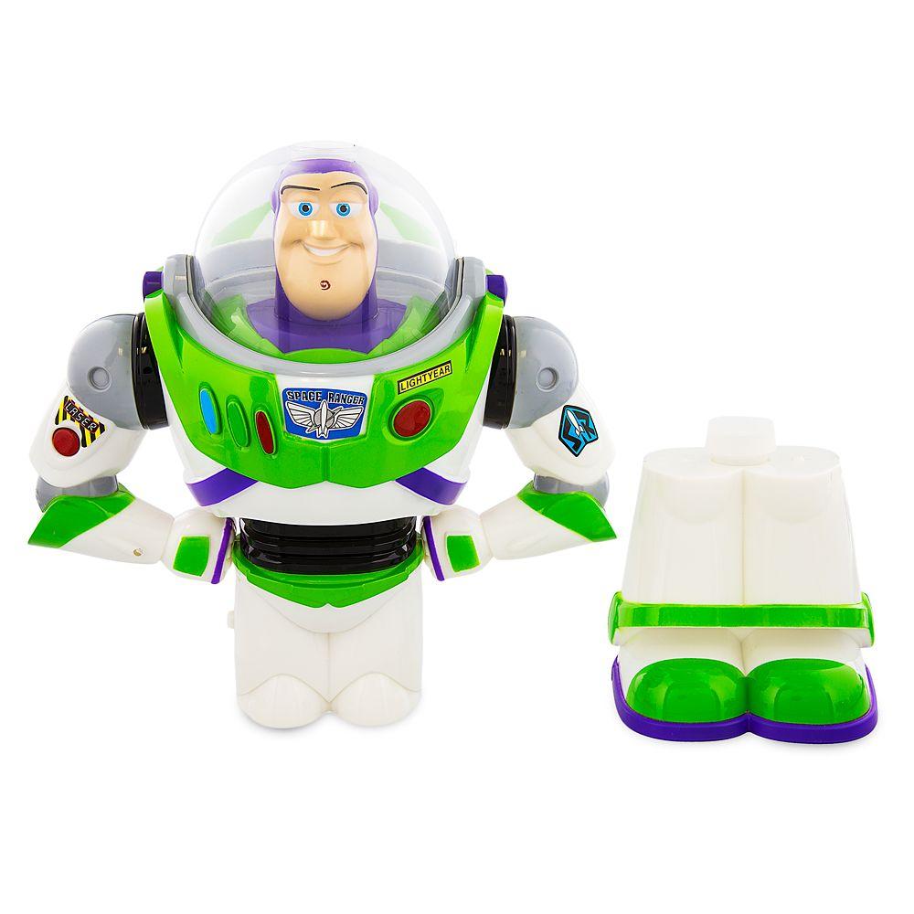 Buzz Lightyear Bubble Blower Toy