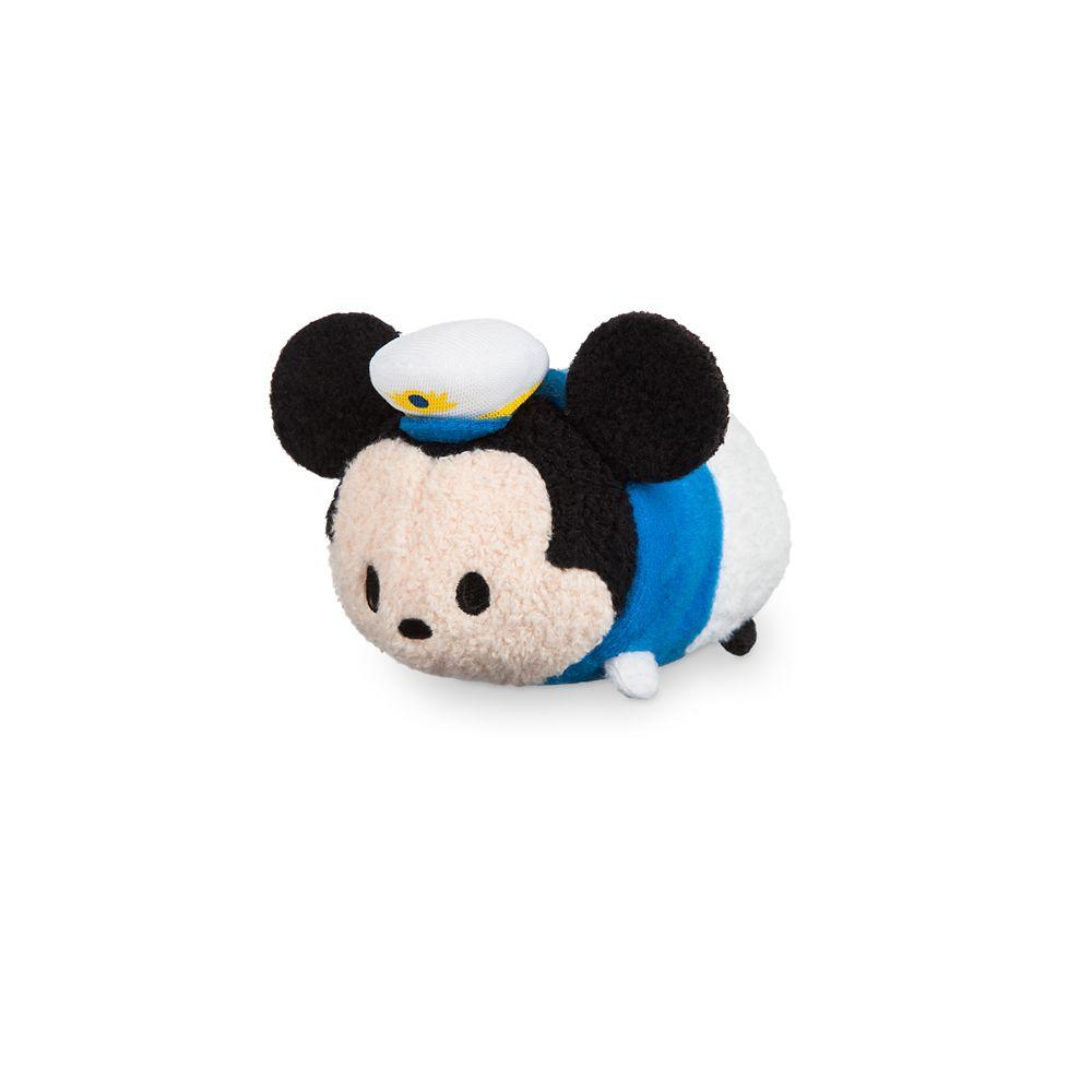 Mickey Mouse ''Tsum Tsum'' Plush – Disney Cruise Line – Mini – 3 1/2''