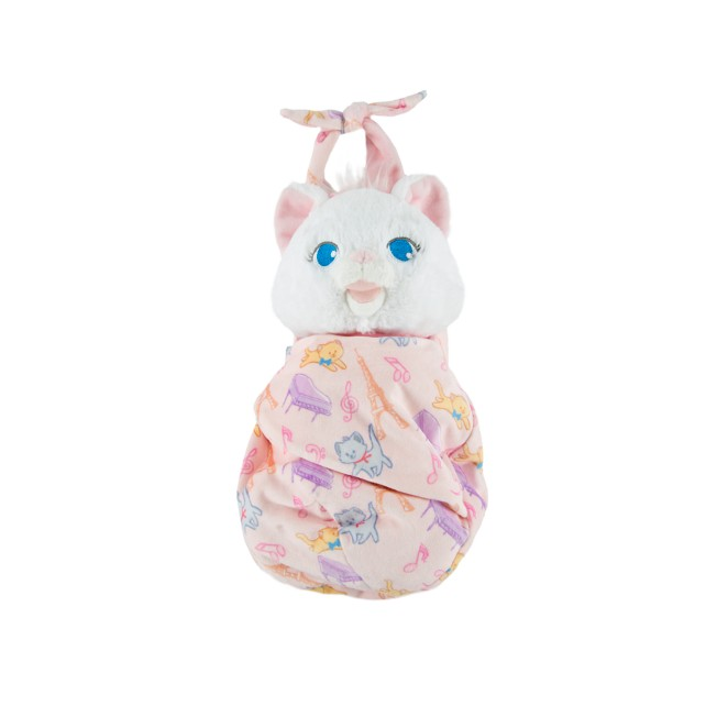 Marie Plush with Blanket Pouch – Disney's Babies – Small