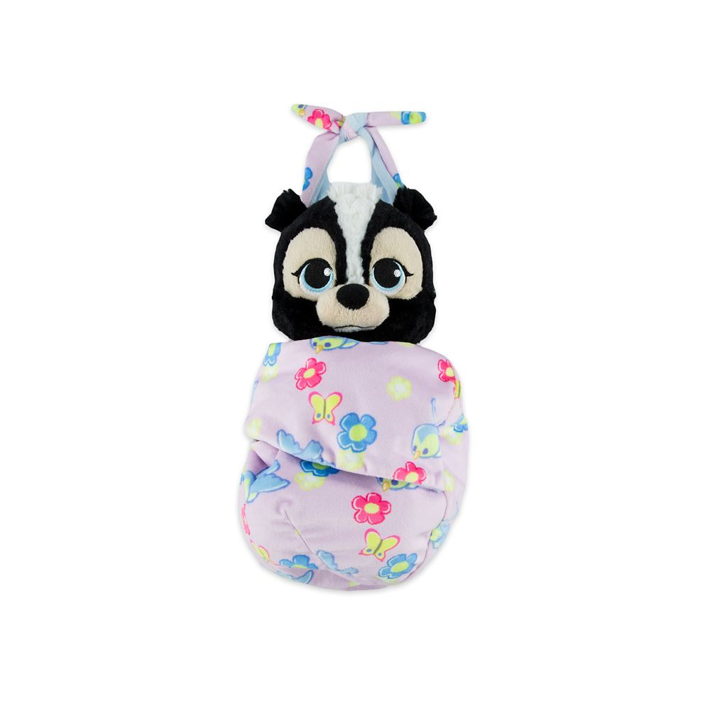 Flower Plush with Blanket Pouch – Disney's Babies – Small