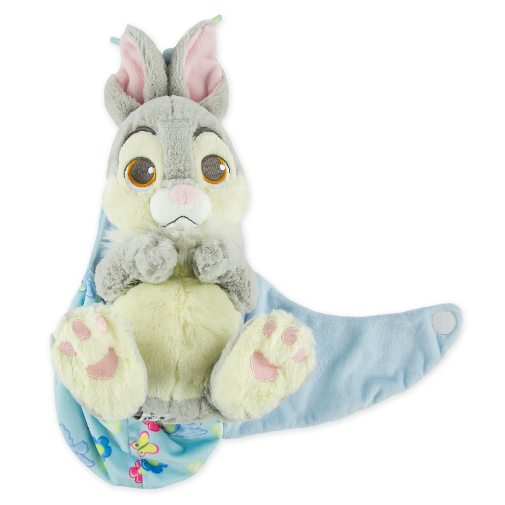 Thumper Plush with Blanket Pouch – Disney's Babies – Small