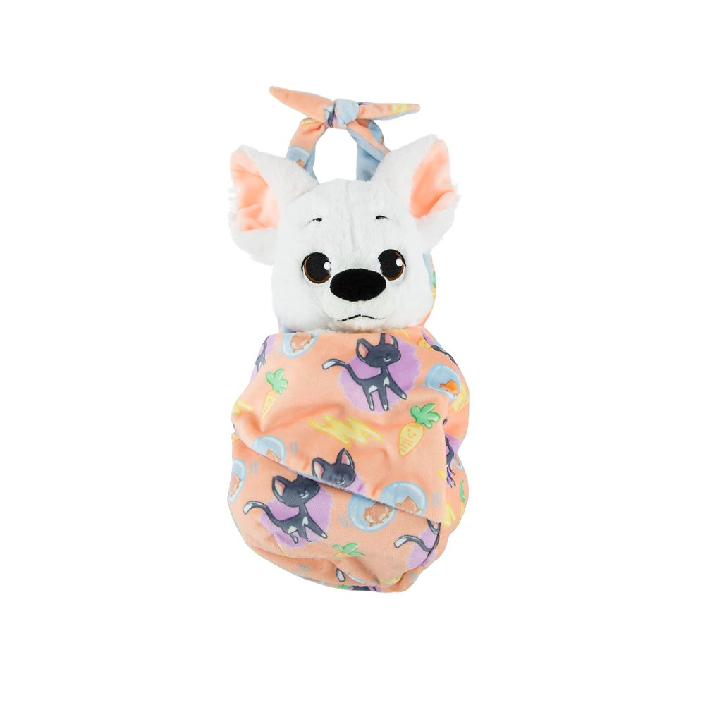 Bolt Plush with Blanket Pouch