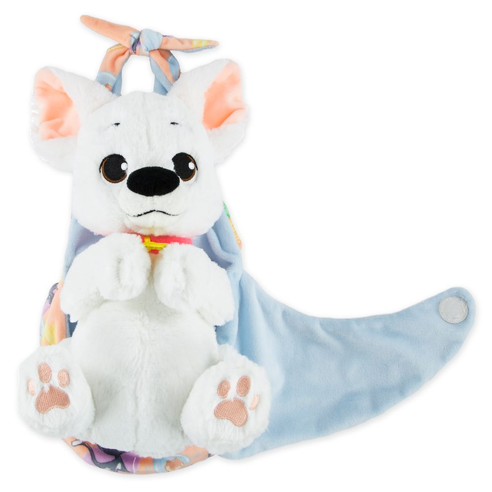 Bolt Plush with Blanket Pouch – Disney's Babies – Small