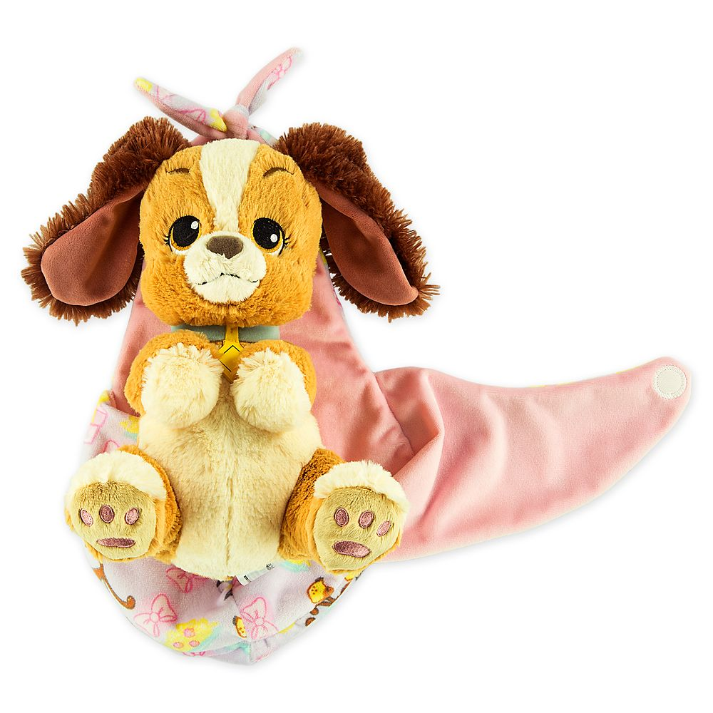 Lady Plush with Blanket Pouch – Disney's Babies – Small