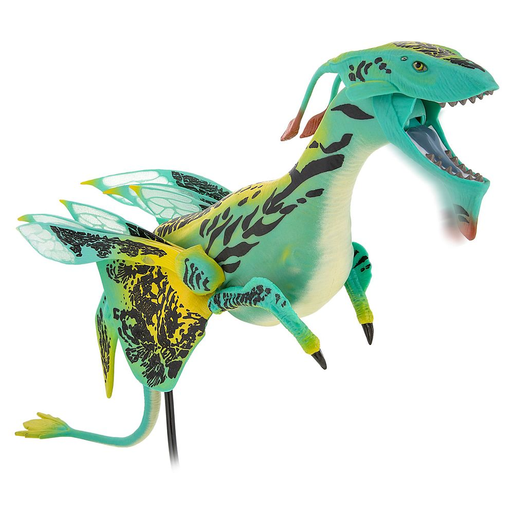 Pandora – The World of Avatar Interactive Banshee Toy – Green/Yellow