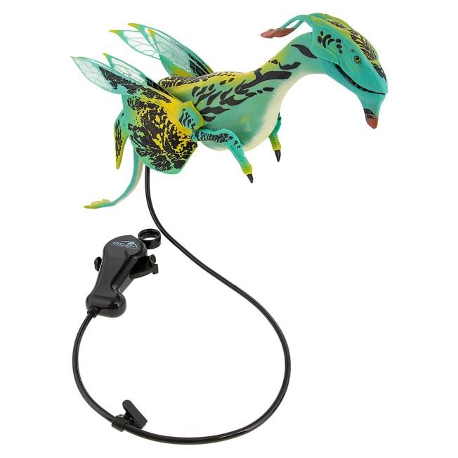 Pandora – The World of Avatar Interactive Banshee Toy – Green/Yellow