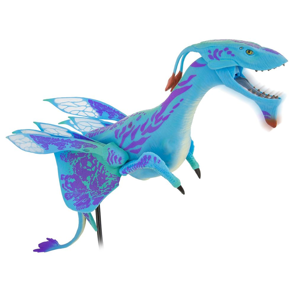 Pandora – The World of Avatar Interactive Banshee Toy – Blue/Purple