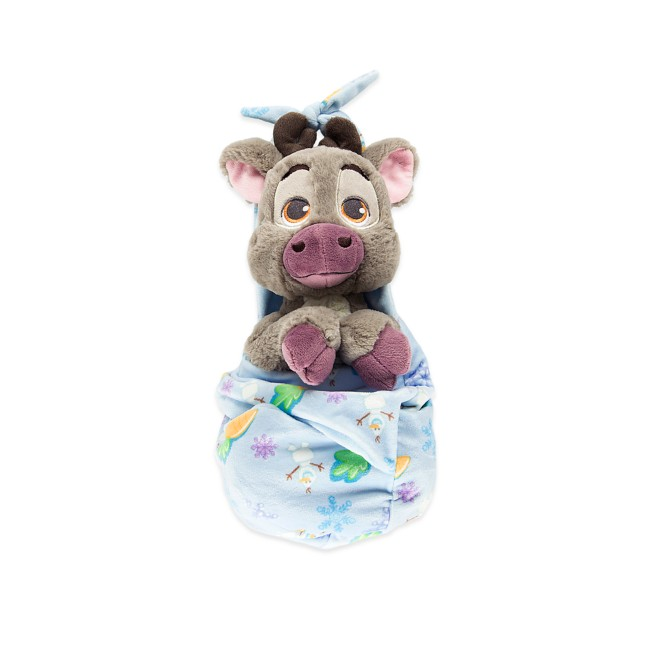 Sven Plush with Blanket Pouch – Disney's Babies – Small