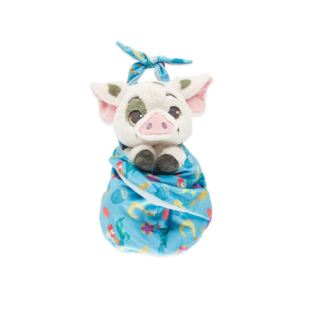 Pua Plush in Pouch – Disney Babies – Small