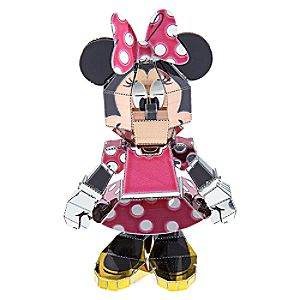 Minnie Mouse Metal Earth 3D Model Kit 7512057371125P