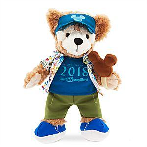 Duffy the Disney Bear Plush - Walt Disney World 2018 - Small