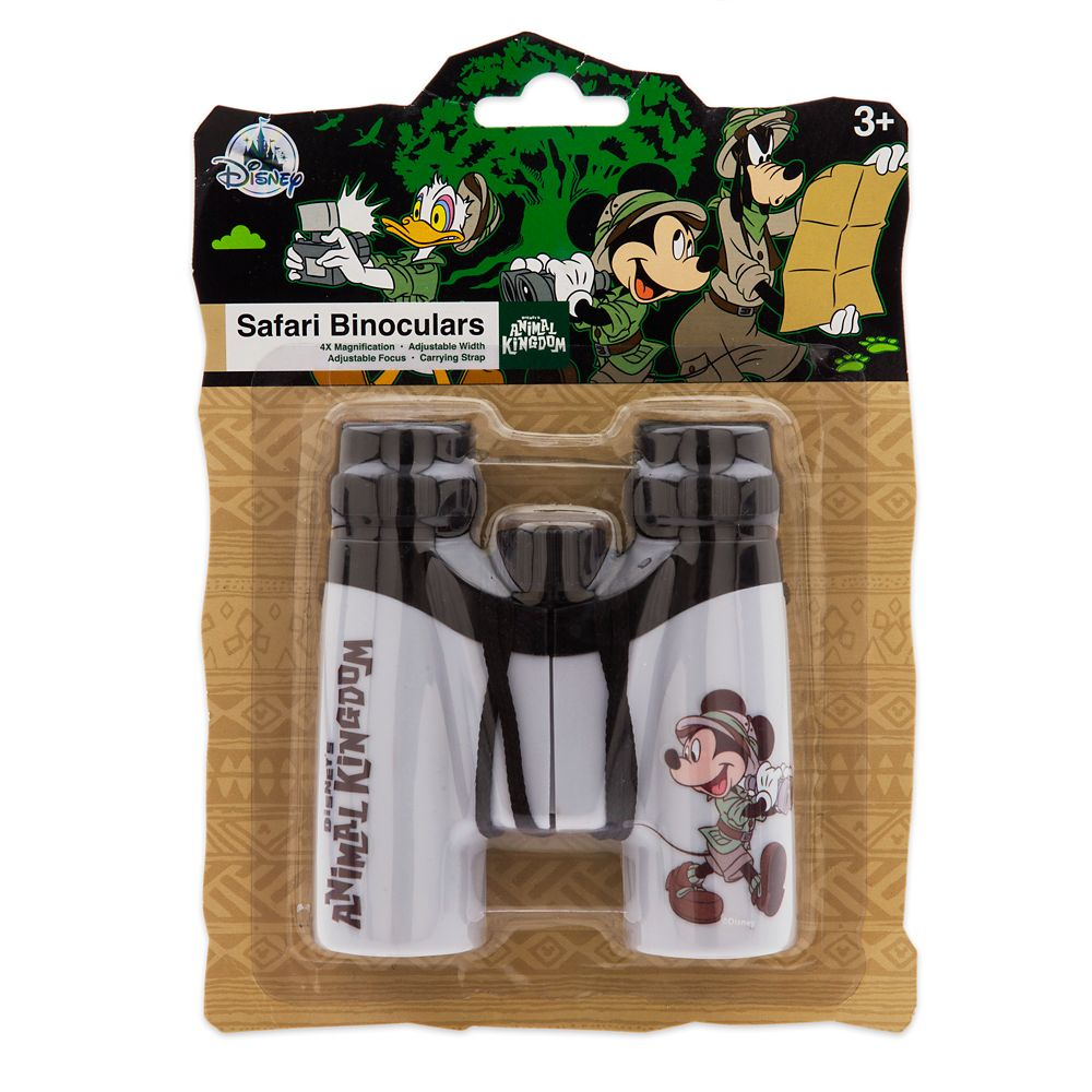 Mickey Mouse Safari Binoculars – Disney's Animal Kingdom
