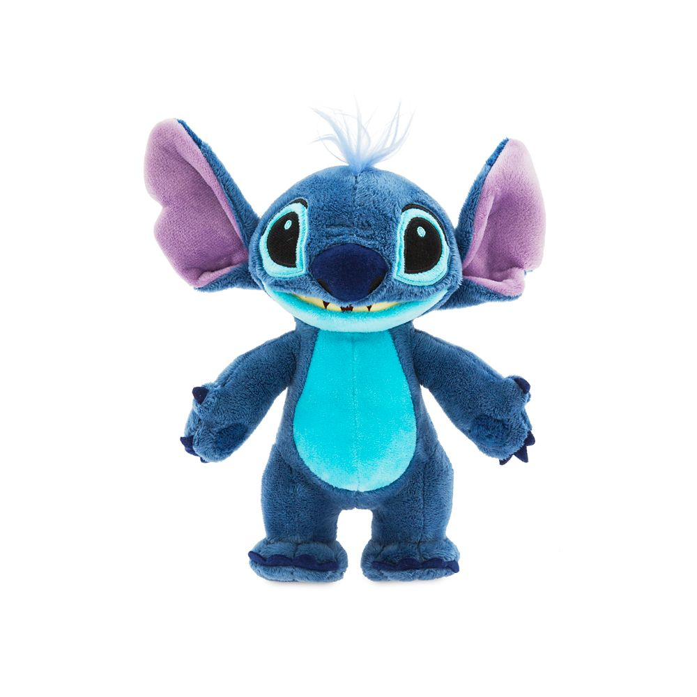Stitch Standing Plush – Small