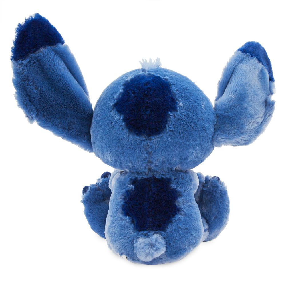 Stitch Big Feet Plush – Medium – 11''