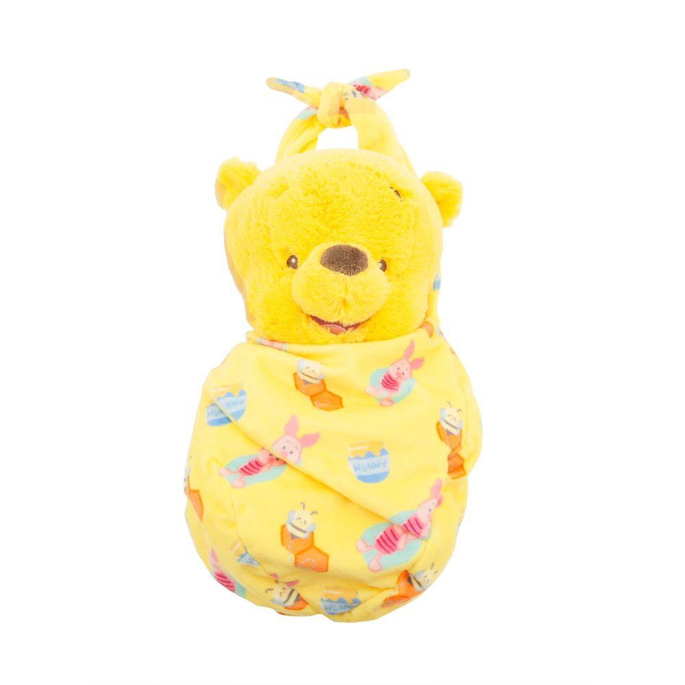 Winnie the Pooh Plush in Pouch – Disney Babies – Small
