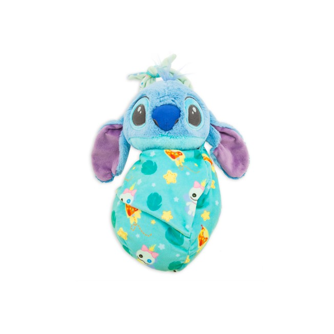 Stitch Plush in Pouch – Disney Babies – Small