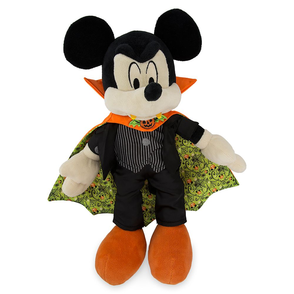 Disney Parks 2019 Halloween Mickey Mouse Vampire Trading Pin
