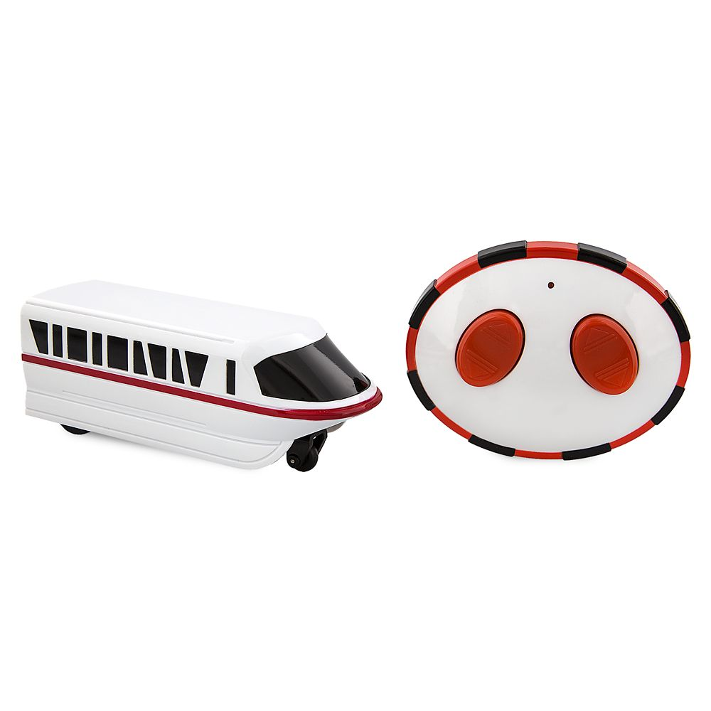 Monorail Radio Control Vehicle Official shopDisney