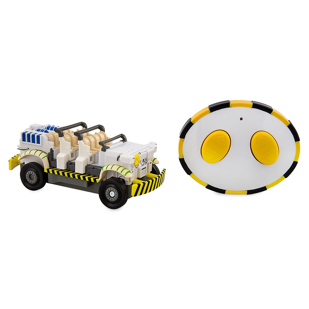 Dinosaur Time Rover Radio Control Vehicle
