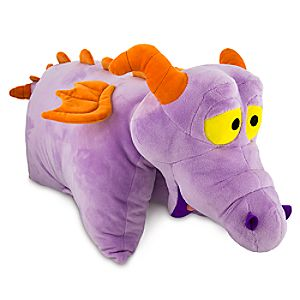 Figment Plush Pillow