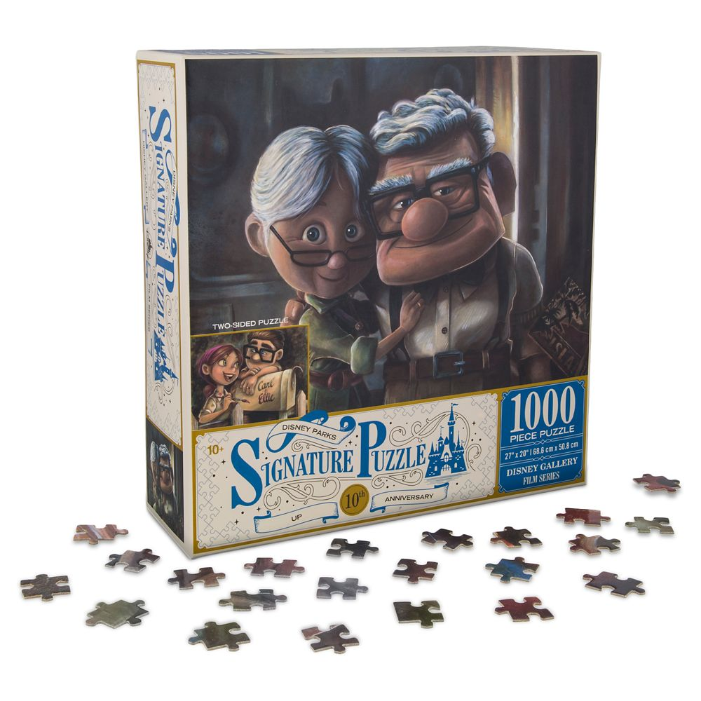 Up 10th Anniversary Jigsaw Puzzle