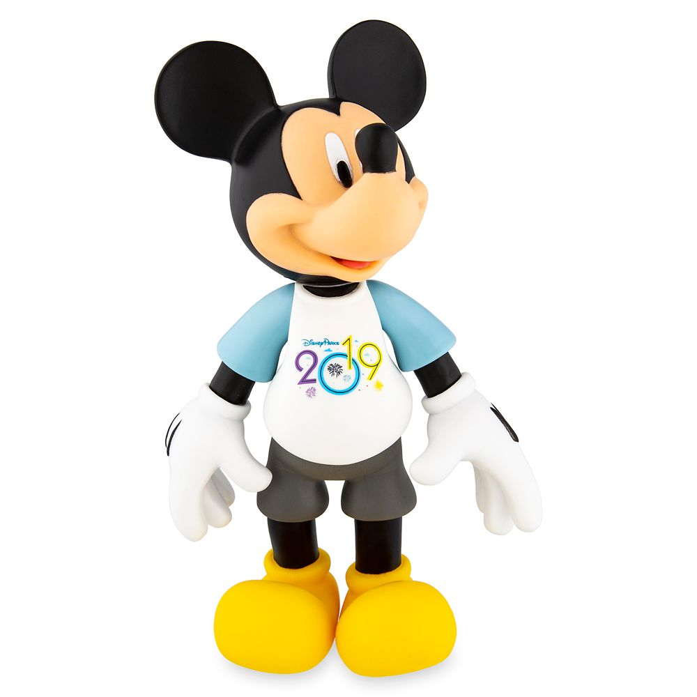 Mickey Mouse Figure  Disney Parks 2019