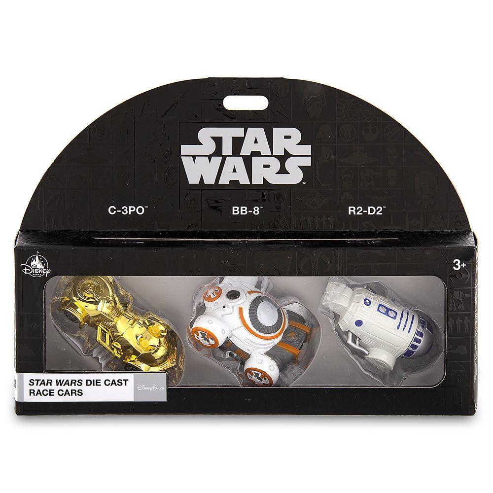 Star Wars Droid Disney Racers Die Cast Set