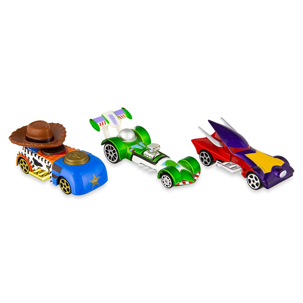 Toy Story Disney Racers Die Cast Set