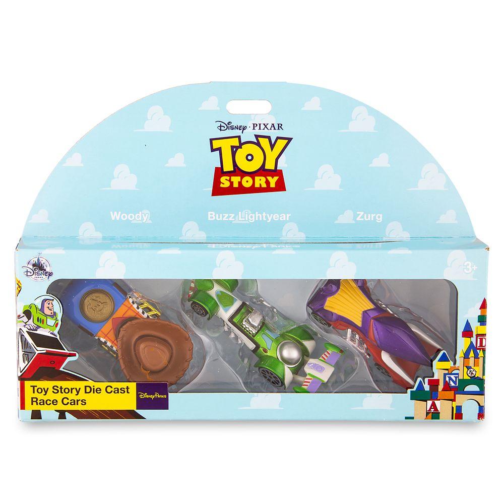 Toy Story Disney Racers Die Cast Set