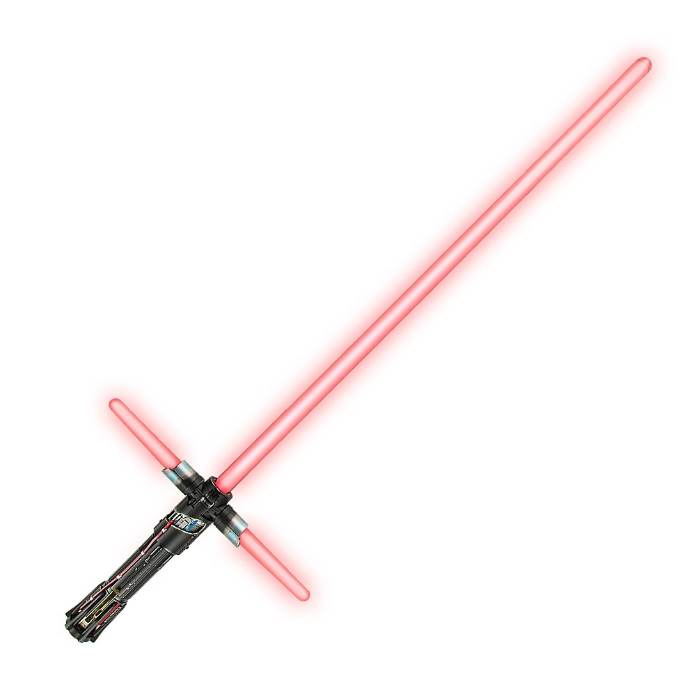 Kylo Ren Deluxe Lightsaber – Star Wars: The Last Jedi