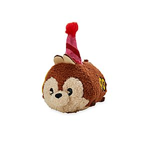 Chip ''Tsum Tsum'' Plush - Mickey's 90th - Mini