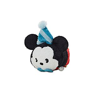 Mickey Mouse ''Tsum Tsum'' Plush - Mickey's 90th - Mini
