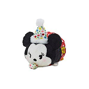 Minnie Mouse ''Tsum Tsum'' Plush - Mickey's 90th - Mini