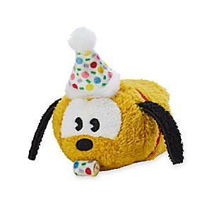 Pluto ''Tsum Tsum'' Plush - Mickey's 90th - Mini