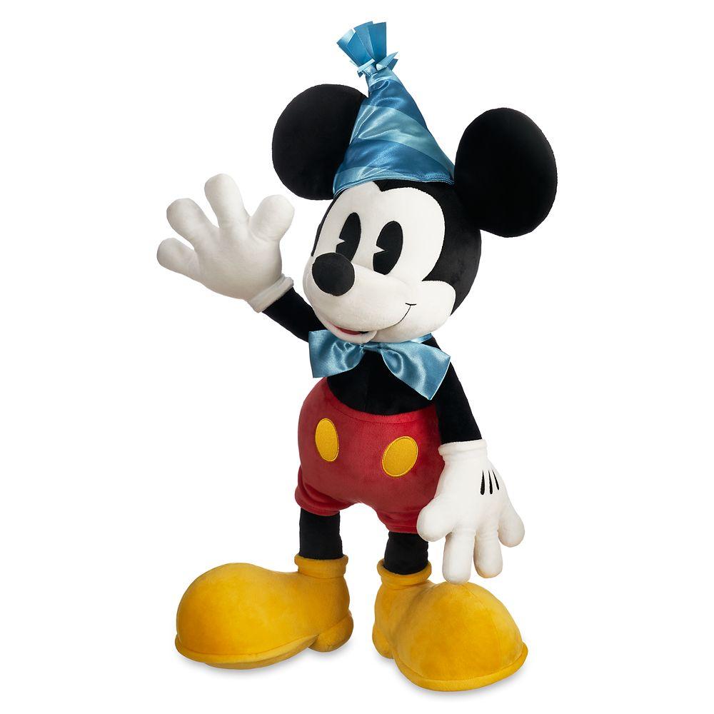 Mickey Mouse Plush – Mickey's Celebration – Medium – Walt Disney World – 24''
