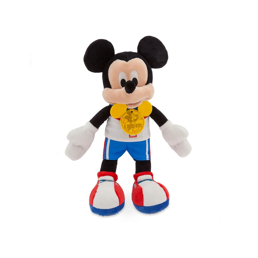 Mickey Mouse Plush – runDisney 2019 – Small – 11''