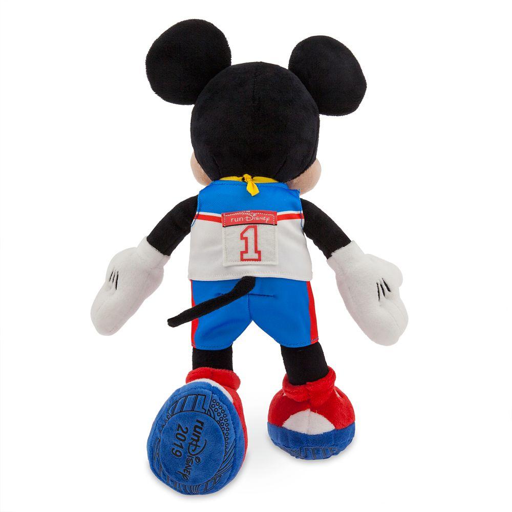 Mickey Mouse Plush – runDisney 2019 – Small – 11''