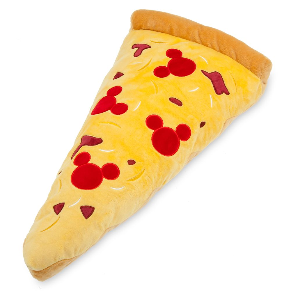 Mickey Mouse Pizza Plush – Medium – 23 1/2''